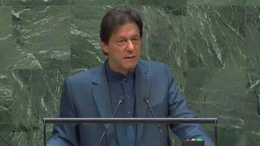 Pakistan PM Imran Khan to Visit Earthquake-Hit Areas in PoK
