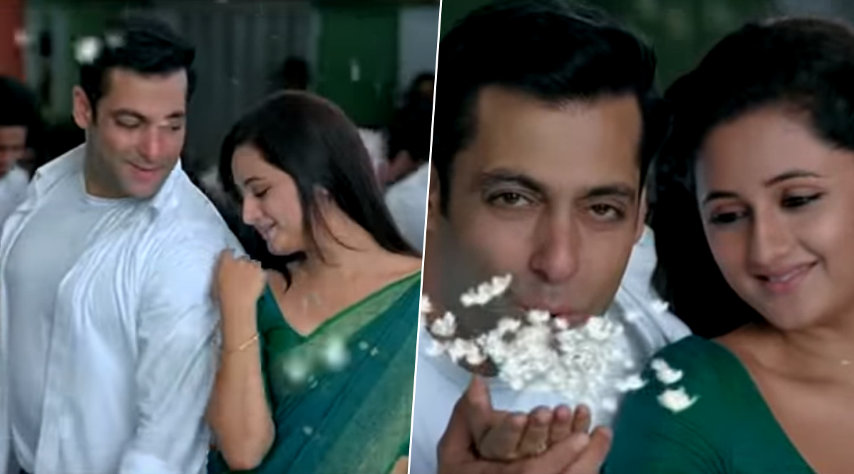 Throwback Bigg Boss 13 Host Salman Khan And Rashami Desais Chemistry In This 8-Years -9840