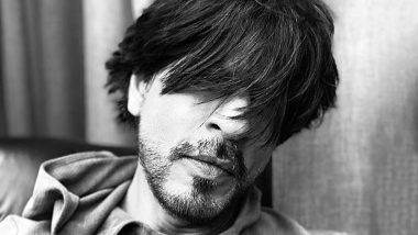 Shah Rukh Khan Shares Yet Another Trademark Shabby Selfie but Looks Hot Nevertheless! (View Pic)