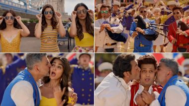 Housefull 4 Song Ek Chumma: Akshay Kumar and the Gang  Dance on the Streets of London (Watch Video)