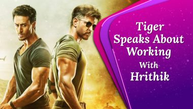 Know Why Tiger Shroff Calls 'War' Co-Star Hrithik Roshan 'A Very Giving Actor'