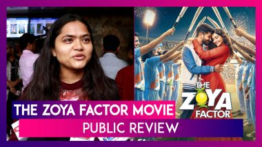 The Zoya Factor Public Review: Hear What Fans Have To Say About Sonam Kapoor & Dulquer Salmaan Film