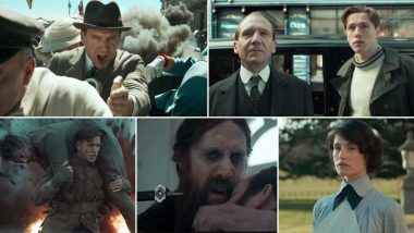 The King's Man Trailer: Ralph Fiennes and His Team of Spies Indulge in Amazing Sword Fights in This Action-Packed Promo (Watch Video)