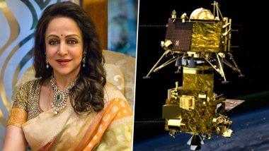 Hema Malini Falls Prey to Fake ISRO Account on Twitter, Gets Trolled For Sharing An Update on Chandrayaan 2 From The Handle