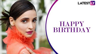 Sanaya Irani Birthday Special: 7 Outfits Worn by the Actress That You Can Add to Your Closet (View Pics)