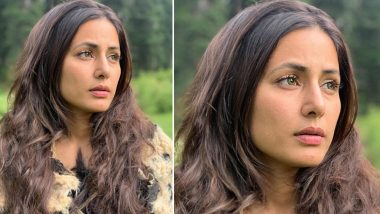Hina Khan's First Look From Her Indo-Hollywood Debut Film Country of Blind Is Intriguing (View Pic)
