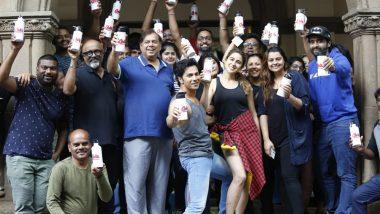 Varun Dhawan, Sara Ali Khan's Coolie No 1 Remake Sets Goes Plastic-free - (View Pics)
