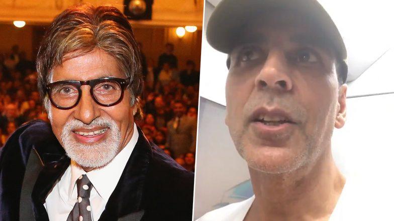 After Amitabh Bachchan, Now Akshay Kumar Endorses Mumbai Metro Rail as He Travels to Versova During Peak Hours (Watch Video)