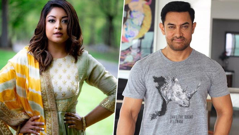 Tanushree Dutta Reacts to Aamir Khan's Decision of Working With MeToo Accused Director for Mogul, Asks Why Only Creepy Men in Bollywood Get Compassion