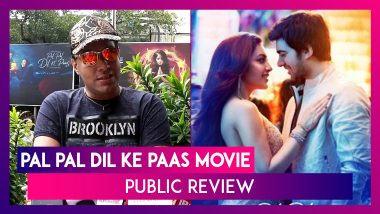 Pal Pal Dil Ke Paas Public Review: Know What Fans Think Of Sunny Deol's Son Karan Deol's Performance