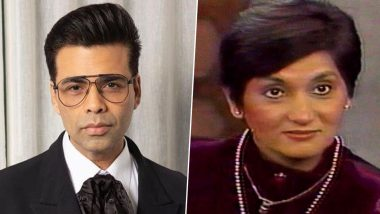 Karan Johar to Have a Conversation with Osho's Former Secretary Ma Anand Sheela for an NGO Initiative Event