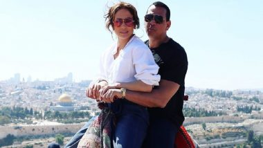 Jennifer Lopez's Kids From Former Husband Marc Anthony Okay With Her Having Kids With Alex Rodriguez