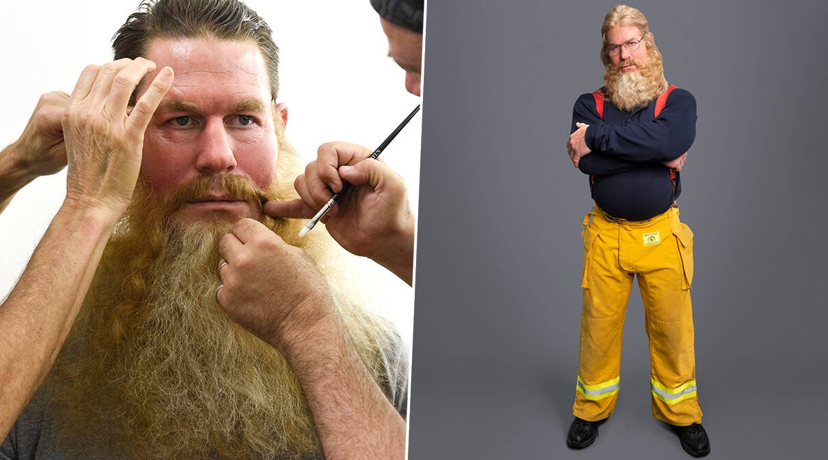 The Substitute: WWE Superstar John Cena Is Absolutely Unrecognizable As He Turns to a Fat Bearded Oldie for Upcoming Prankster Series
