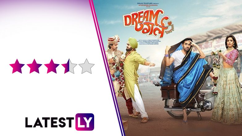 Dream Girl Movie Review: Ayushmann Khurrana Is at His Hilarious Best in the Funniest Film in Recent Times