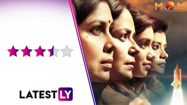 MOM – Mission Over Mars Review: Sakshi Tanwar and Mona Singh Power This Endearing 'Mission' That Has a Lot to Root For!