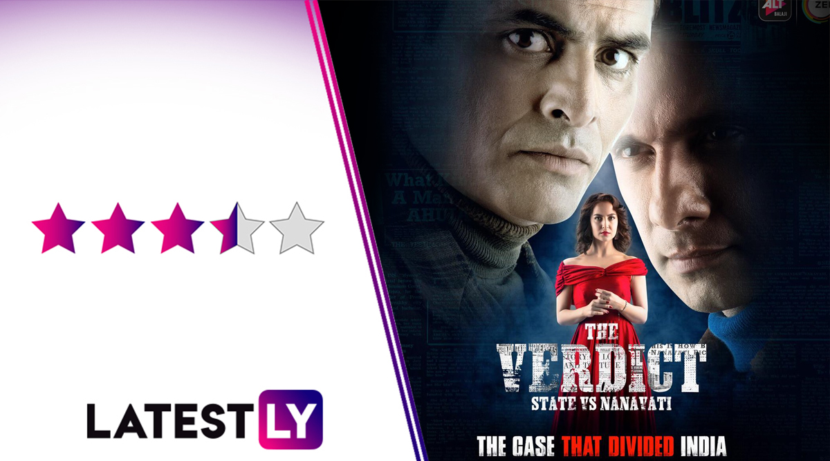 The Verdict – State vs Nanavati Review: A Captivating Courtroom Drama Aided by Fine Performances From the Cast