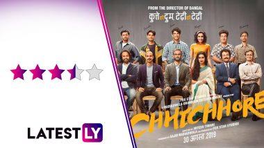 Chhichhore Movie Review: Sushant Singh Rajput, Shraddha Kapoor and Gang Are No 'Losers' in This Amusing, Heartwarming Nitesh Tiwari Film