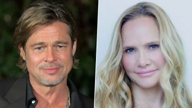 Brad Pitt Dating Jewellery Designer and Spiritual Guru Sat Hari Khalsa after His Split from Charlize Theron?