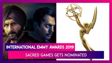 International Emmy Awards 2019: Indian Web Series Sacred Games & Lust Stories Bag Nominations