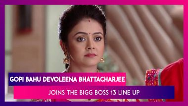 Bigg Boss 13 Contestant Devoleena Bhattacharjee: Know The Actress Who Played Gopi Bahu