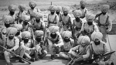 Saragarhi Day: Akshay Kumar Pays Tribute to the 36 Sikhs with a Memorable 'Kesari' Still (Read Tweet)