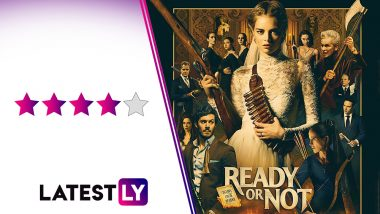 Ready Or Not Movie Review: Samara Weaving, Adam Brody And Andie MacDowell Put Up A Brutal, Barbaric And 'Bloody' Crazy Show!