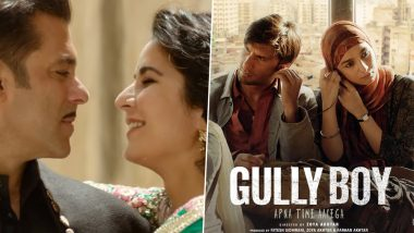 Salman Khan's Bharat Beats Ranveer Singh's Gully Boy to Be Bollywood's Biggest Overseas Grosser of 2019