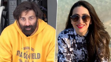 Sunny Deol, Karisma Kapoor Charged for Pulling Emergency Chain of Train in 1997