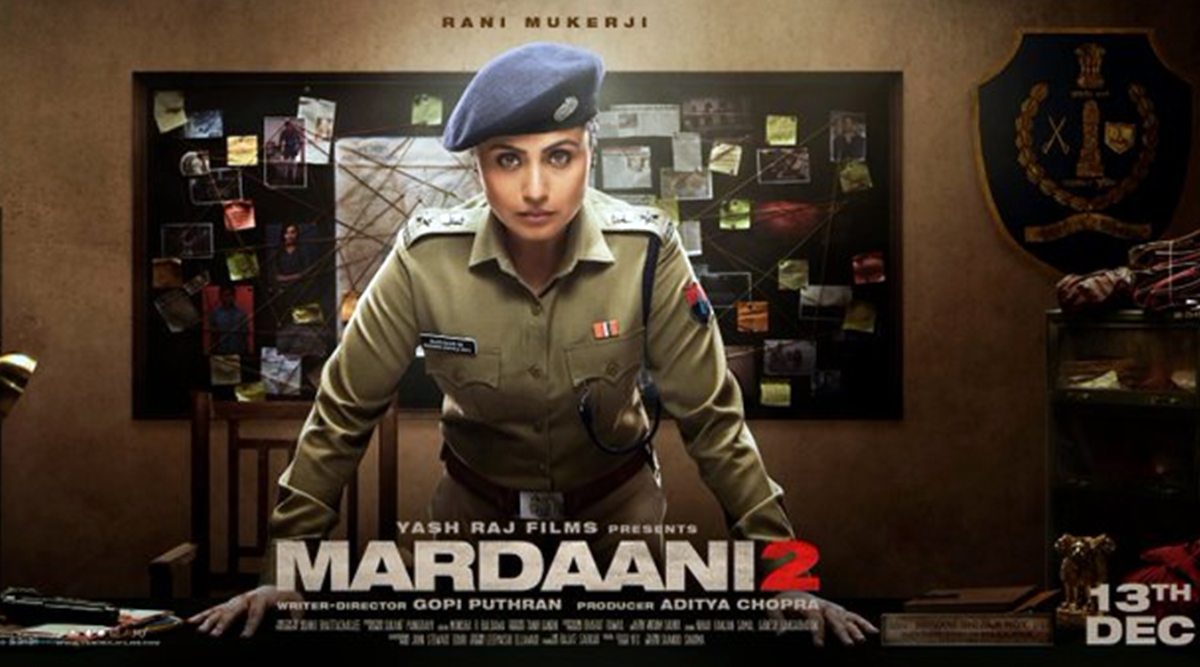 Mardaani 2 Makers and CBFC Receive Legal Notice over the Use of Kota City Name in Rani Mukerji's Film
