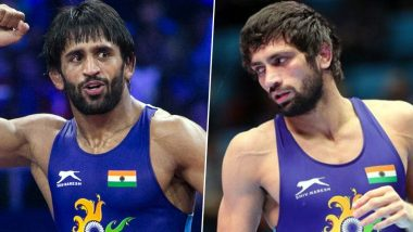 Ravi Dahiya Wins Bronze Medal at World Wrestling Championship 2019; Second Indian Male Grappler After Bajrang Punia to Clinch a Medal