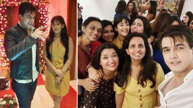Yeh Rishta Kya Kehlata Hain: Shivangi Joshi and Mohsin Khan Starrer Marks 3000-Episode Milestone With a House Party (View Pics)