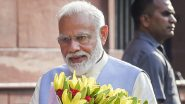 Narendra Modi 69th Birthday: From Tea Seller to Prime Minister, Here's The Success Story of India's Contemporary Political Icon