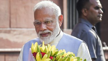 Narendra Modi 69th Birthday: Amit Shah, Nirmala Sitharaman, S Jaishankar And Other BJP Leaders Extend Warm Wishes to PM