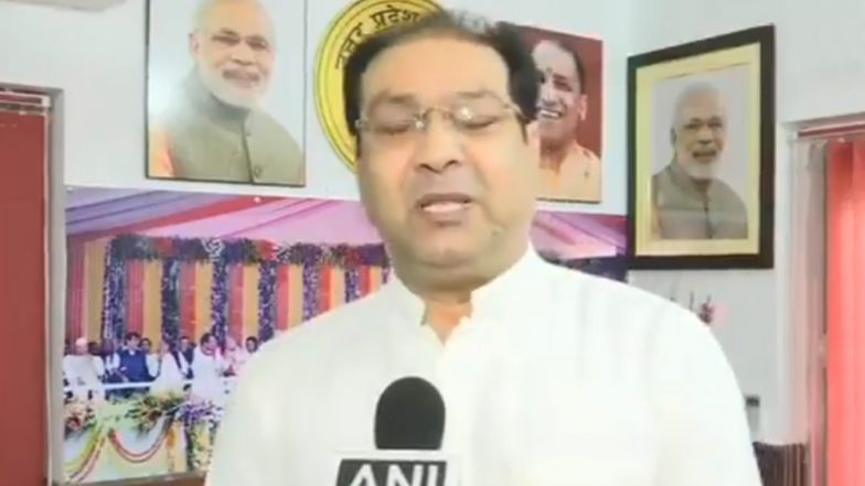 Chandrayaan 2 Shortfall: UP Minister Mohsin Raza Breaks Down While Reacting to ISRO Mission's Result, Watch Video