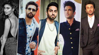 Vicky Kaushal, Ayushmann Khurrana, Sushant Singh Rajput – 5 Actors We Want To See Opposite Mouni Roy