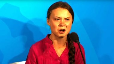 Death Metal Version of Greta Thunberg's UN Speech Is Going Viral and Netizens Are Already Head Banging to It! (Watch Video)