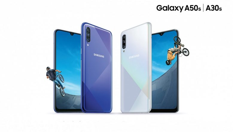 Samsung Galaxy A50s, Galaxy A30s Smartphones Launched in India; Prices Start From 16,999