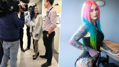 'Australia's Most Tattooed Doctor', Sarah Gray Goes Viral for Breaking Stereotypes In The Most Epic Way (View Pics)
