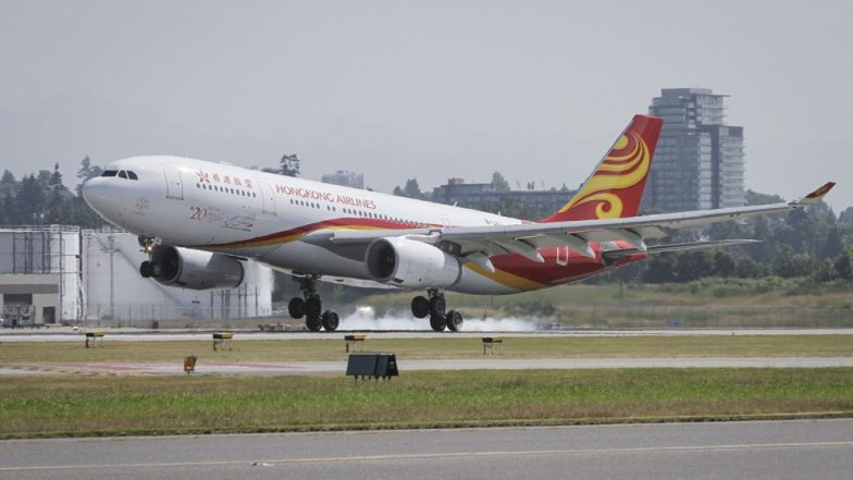 Hong Kong Airlines to Cut Passenger Flights Citing Fall in Number of Tourists Due to Protests