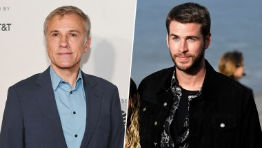 Christoph Waltz to Star Alongside Liam Hemsworth in Quibi's Upcoming Action Series