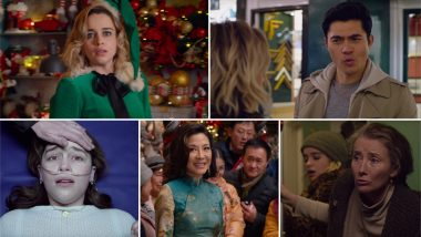 Last Christmas New Trailer: Emilia Clarke Croons the George Michael Melody, Falls for the Ever-So-Handsome Henry Golding in This Romantic Drama (Watch Video)