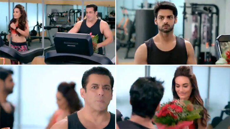Bigg Boss 13 New Promo: Salman Khan Flirts With Surbhi Jyoti, Leaves Karan Wahi Upset (Watch Video)