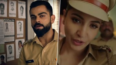 Anushka Sharma or Virat Kohli: Whose Cop Avatar from These Two Ads Impressed You More? Vote Now