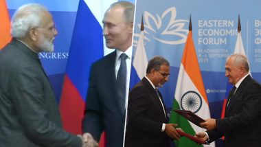 India, Russia Begin 'New Era' of Cooperation to Make Indo-Pacific 'Open, Free, Inclusive', Says PM Narendra Modi