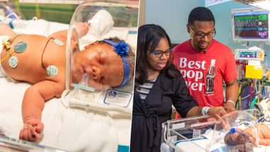 9/11 Miracle Baby! Child Born in Tennesse on September 9 at 9:11 PM Weighs 9 Pounds 11 Ounces (View Pic)