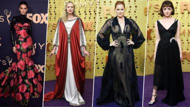 Emmys 2019 Worst-Dressed:Kendall Jenner, Maisie Williams and Gwendoline Christie Disappoint with their Fashion Picks (View Pics)