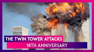 9/11: Marking The 18th Anniversary Of The Terror Attacks That Irrevocably Changed U.S. History