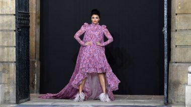 Aishwarya Rai Bachchan at Paris Fashion Week 2019 Is a Sight to Sore Eyes! We Wonder Why Is Diet Sabya Going 'Oh Nooo' About It