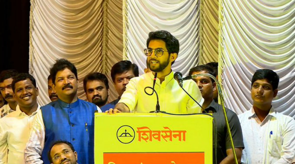 Aaditya Thackeray as Maharashtra CM? Shiv Sena's Dream is Still A Distant One as BJP Plays Big Brother in Alliance During Assembly Elections 2019
