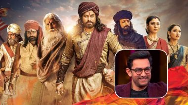 Sye Raa Narasimha Reddy: Aamir Khan Is All Praises for Chiranjeevi Garu's Film's Trailer